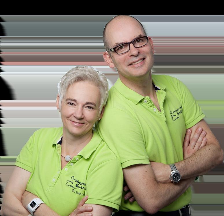 Sabine und Bernd Lester