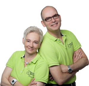 Bernd und Sabine Lester